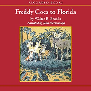 Freddy Goes to Florida Audiobook