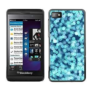 For Blackberry Z10 , S-type® Water Sea Summer Sun - Arte & diseño plástico duro Fundas Cover Cubre Hard Case Cover