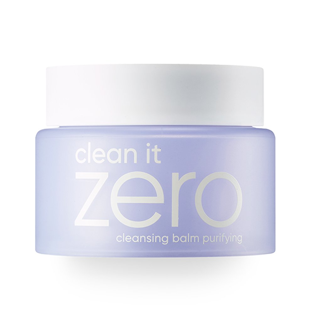 BANILA CO NEW Clean It Zero Cleansing Balm Purifying - Instant Makeup Remover, Facial Wash, 100ml, Double Cleanse, Balances, Soothes All Skin Types, Hypoallergenic
