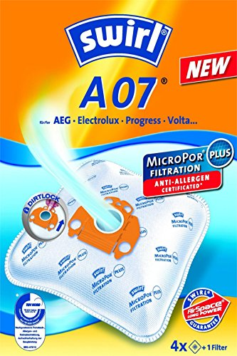 4 bolsas para aspiradora AEG Vampyr CE 2300 Parketto de ...