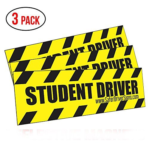 Safer Driver Signs Oversized 13
