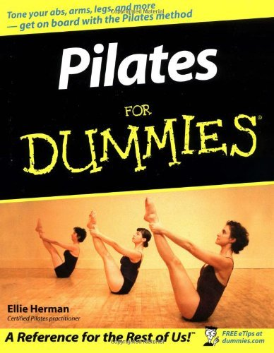 Pilates For Dummies by Ellie Herman (2002-05-20): Amazon.es ...