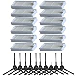 Electropan Replacement Side Brushes Filters for