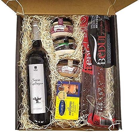 Deliex lote de Navidad para regalo a empleados en cena de Navidad, cumpleaños o en cualquier tipo celebración o evento, sin duda será un acierto.