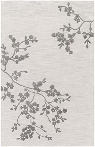 Artistic Weavers Alexander Smith Rug, White, 4 x 6