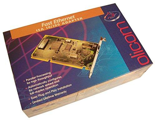 Olicom 23769812 ISA 10/100 NIC Card Retail by .OLICOM.