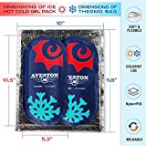 Soft Ice Packs for Injuries Reusable as Cold Hot