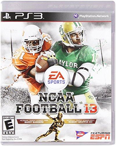 NCAA Football 13 - PS3 (Renewed)