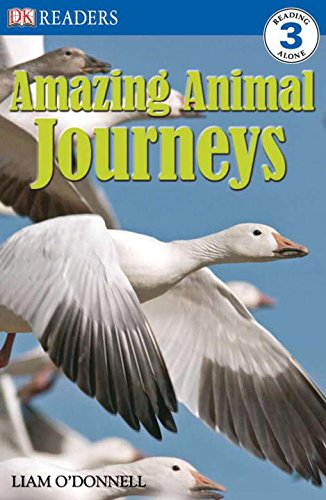 DK Readers L3: Amazing Animal Journeys