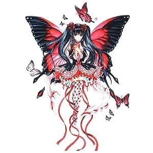 Amazon.com: Nene Thomas - Red Hearts Anime Fairy - Sticker