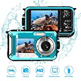 Best Disposable Waterproof Cameras - Waterproof Camera Full HD 1080P,Underwater Digital Camera 24.0MP Review