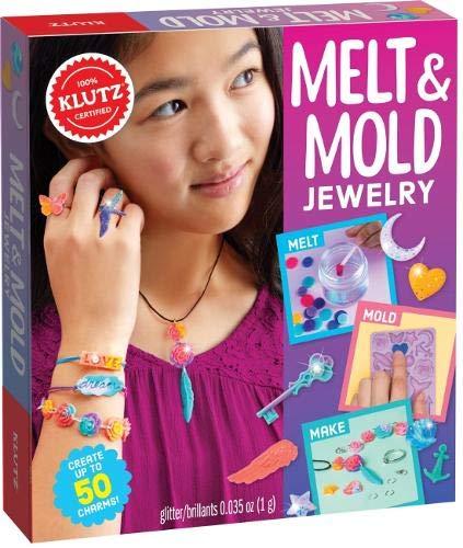 (Klutz Melt & Mold Jewelry Craft Kit)