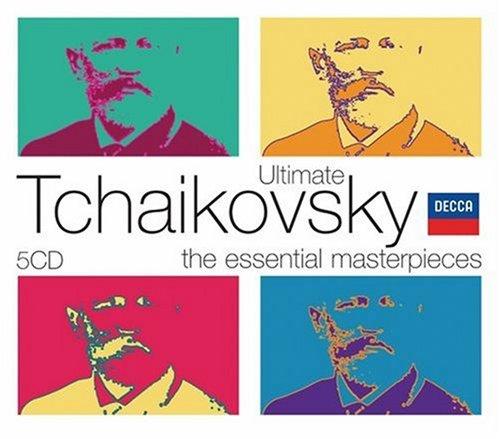 UPC 028947583530, Ultimate Tchaikovsky [5 CD Box Set]