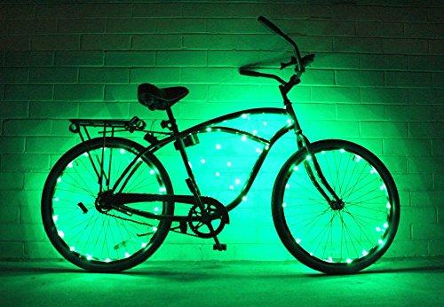 Neon Bike Lights - 2