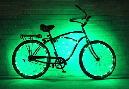 Bike Wheel / Lights 2 PACK