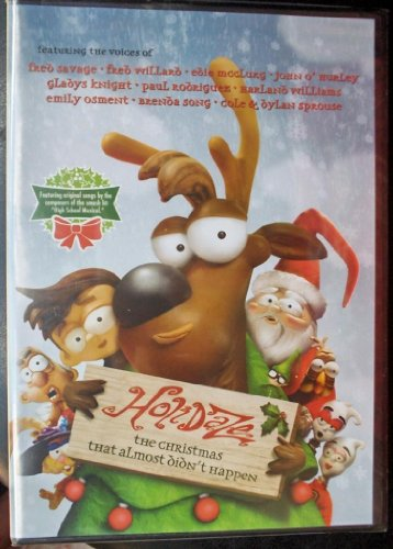 Holidaze: The Christmas that almost didn't happen - DVD , 2006 Holiday Adv (Holidaze The Christmas That Almost Didn T Happen)
