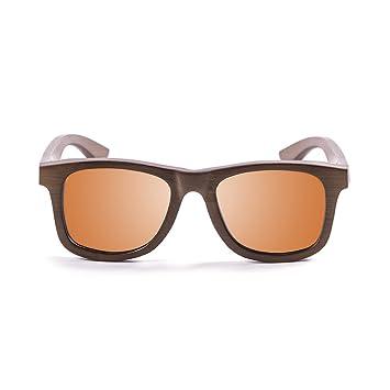 Ocean Sunglasses wood Victoria - gafas de sol polarizadas de Bambú - Montura : Marrón -