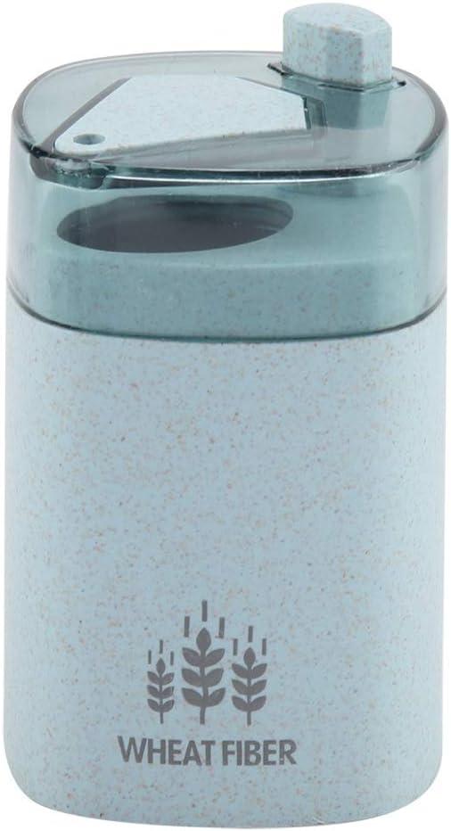 Fdit Caja Autom/ática de Envase de Tenedor de Dispensador de Palillo de Acero Inoxidable