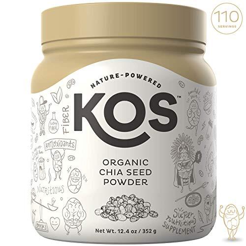 KOS - Polvo orgánico para semillas de chia – Polvo orgánico ...