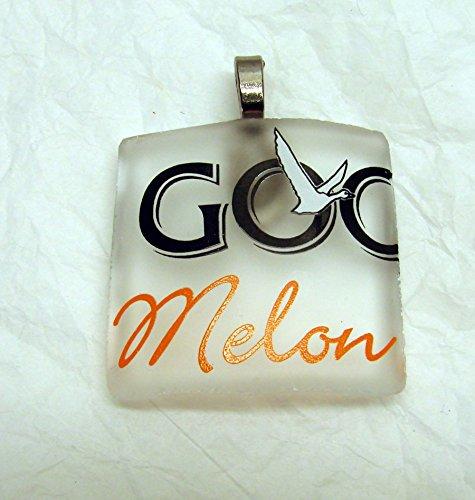 (Grey Goose Melon Vodka Recycled Bottle Novelty Pendant)