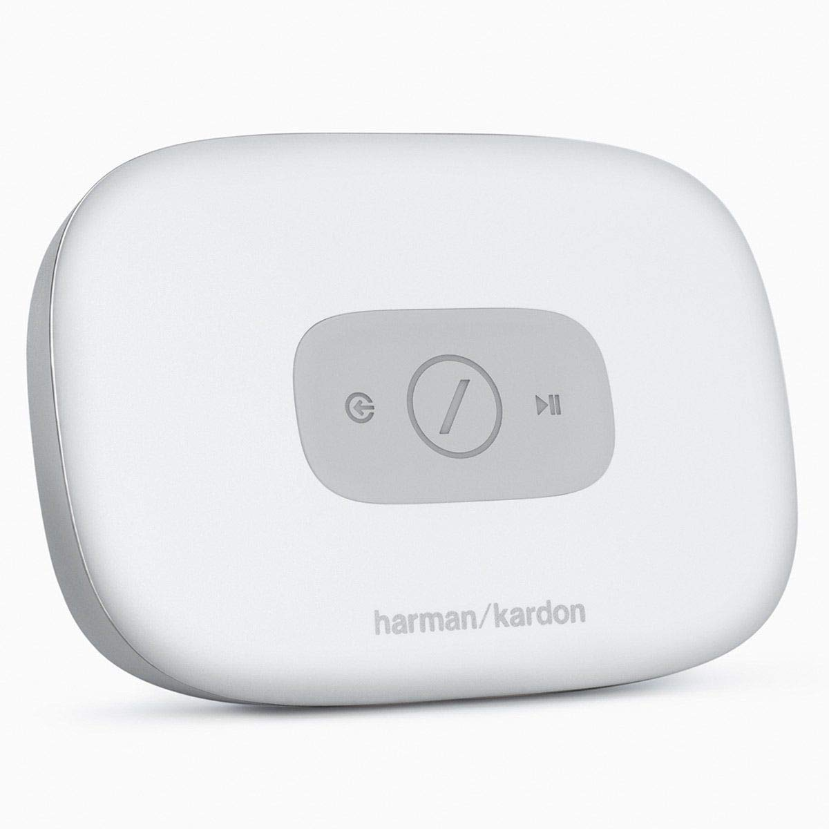 Harman Kardon Omni Adapt+ Wireless HD Stereo Receiver (White)