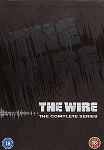The_Wire_(TV_Series) [Reino Unido] [DVD]
