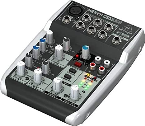 BEHRINGER XENYX 302USB ASIO DRIVERS FOR PC