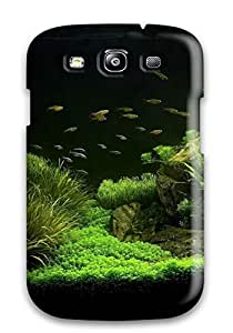 Top Quality Case Cover For Galaxy S3 Case With Nice Fish Appearance