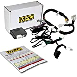 MPC Factory Remote Activated Remote Start Kit for 2010-2017 Toyota Tundra - G-Key - with T-Harness - Firmware Preloaded