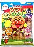 Kuriyama Beika Anpanman soft crackers 32 sheets X12 bags