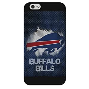 Onelee Diy NFL Series Diy For Iphone 4/4s Case Cover over, NFL Team Buffalo Bills Logo Diy For Iphone 4/4s Case Cover