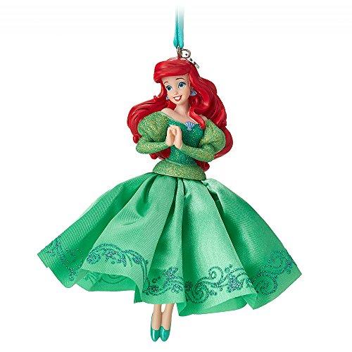 Disney Ariel Sketchbook Ornament - The Little Mermaid (Ornament Mermaid Little)