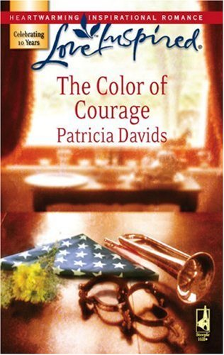 book cover of The Color of Courage