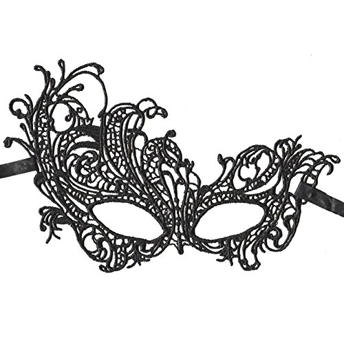 Black Eye Mask Halloween - 5