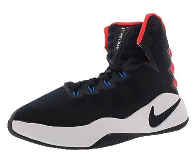 Nike Hyperdunk 2016 (GS), Scarpe da Basket Bambino, Nero