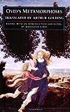 Ovid's Metamorphoses, Ovid, 0801870607