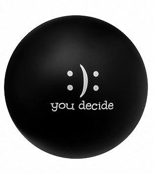 Stress Relief bola w/mensaje de motivación – para antiestrés ...