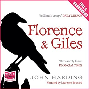 Florence and Giles Audiobook