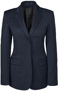 Greiff Corporate Wear Basic Damen Blazer Comfort Fit Marine Modellnummer 1432