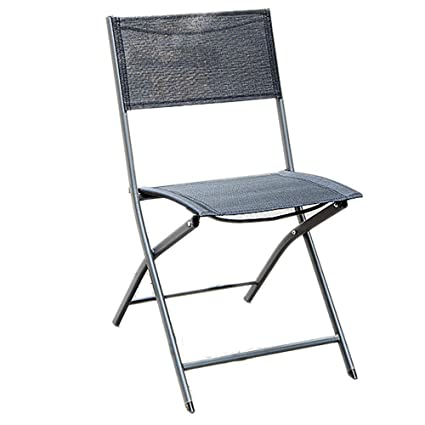 Amazon.com: RAFAEL DOLCE Patio Dining Chairs Portable for ...