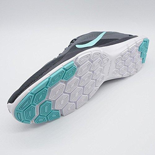 Nike Kvinders Flex Træner 6 Kølig Grå / Hyper Turq-mørkegrå 96OPsd8