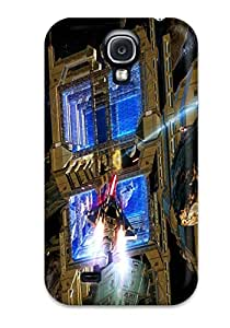 Galaxy Case - Tpu Case Protective For Galaxy S4- Star Wars Old Republic