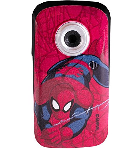 Marvel's Spiderman Snapshots Digital Video Camcorder with 1.5-Inch Screen]()