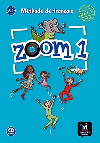 Zoom: Livre de l'eleve + CD 1 (A1.1)