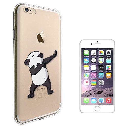 "c01419 - Panda DAB Dance Move Rap RnB Design iphone 7 4.7"" Fashion Trend Silikon Hülle Schutzhülle Schutzcase Gel Rubber Silicone Hülle"