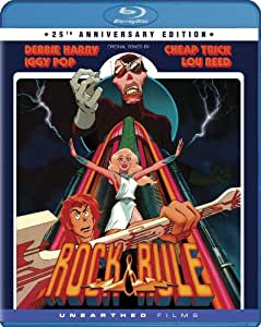 Rock & Rule (25th Anniversary Edition) [Blu-ray]
