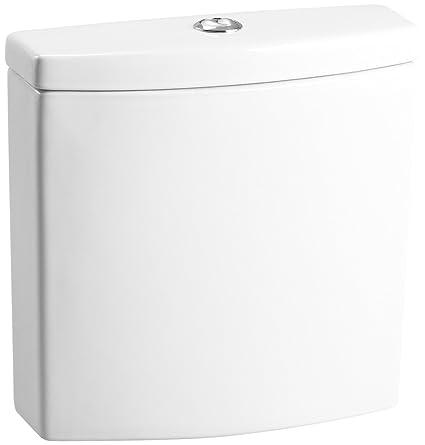 Fantastic Kohler K 4472 0 Escale Dual Flush Toilet Tank White Forskolin Free Trial Chair Design Images Forskolin Free Trialorg