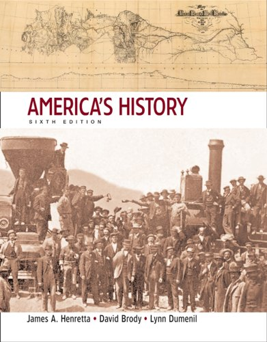 America's History 6th Edition