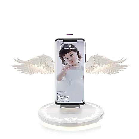 El Cargador inalámbrico para TIK Tok Angel Wings Enciende ...