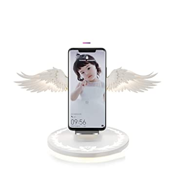 Amazon.com: Wireless Charger for TIK Tok Angel Wings ...
